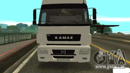 KAMAZ 5490 pour GTA San Andreas