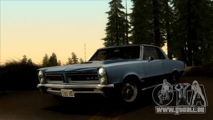 Pontiac Tempest LeMans GTO Hardtop Coupe 1965 für GTA San Andreas