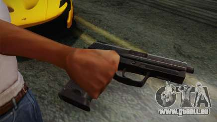 USP45 sans silencieux pour GTA San Andreas