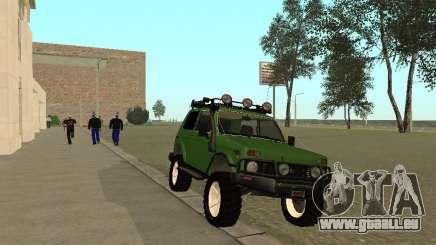 VAZ 21213 Niva 4x4 Off Road pour GTA San Andreas
