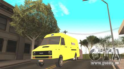 Iveco Daily 35 I minibus 1978 pour GTA San Andreas