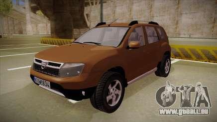 Dacia Duster Elite für GTA San Andreas