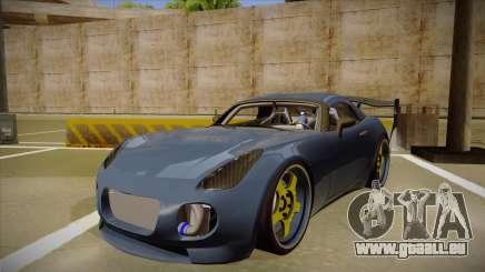 Pontiac Solstice Rhys Millen pour GTA San Andreas