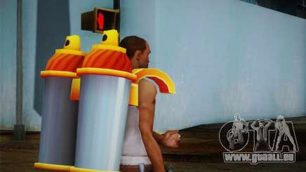 Jetpack from Subway Surfers für GTA San Andreas