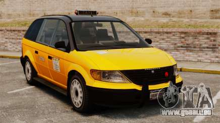 Taxi amélioré pour GTA 4