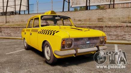 IZH-Moskvitsch 412 für GTA 4
