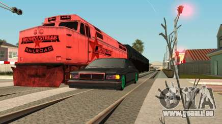 Getönten Premier V2 für GTA San Andreas