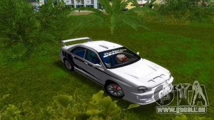 Subaru Impreza WRX v1.1 für GTA Vice City