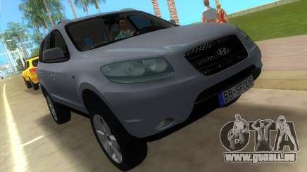 Hyundai Santa Fe 2006 pour GTA Vice City