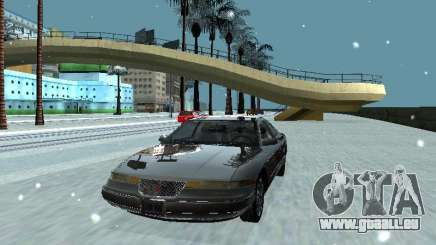 Lincoln Continental Mark VIII 1996 pour GTA San Andreas