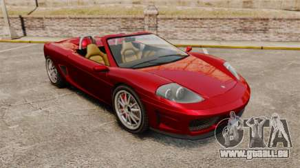 Turismo Spider pour GTA 4