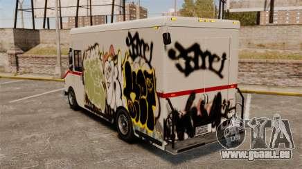 Nouveau graffiti à Boxville pour GTA 4