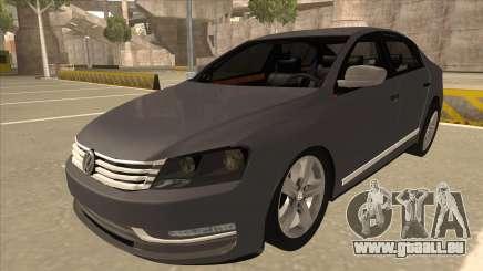 Volkswagen Passat 2.0 Turbo pour GTA San Andreas