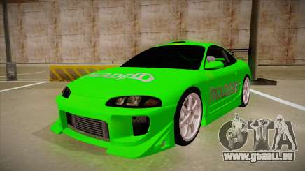 Mitsubishi Eclipse GSX 1996 [WAD]HD für GTA San Andreas