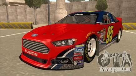 Ford Fusion NASCAR No. 95 pour GTA San Andreas