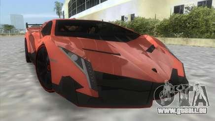 Lamborghini Veneno für GTA Vice City