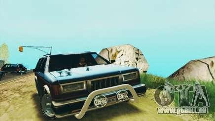 Landstalker nouveau pour GTA San Andreas