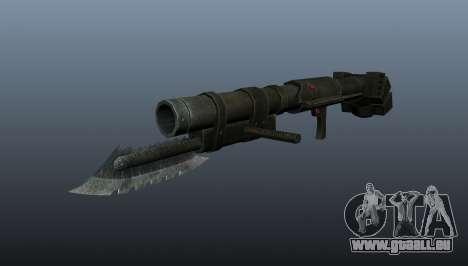 Lance-roquettes pour GTA 4