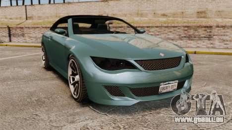 GTA V Zion XS Cabrio pour GTA 4