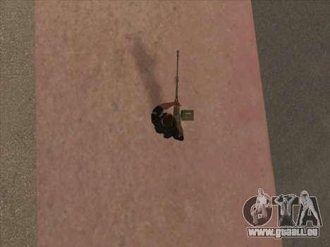 NSVT pour GTA San Andreas quatrième écran