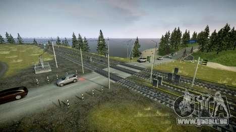 Kriminelle Russland RAGE v1. 4 für GTA 4 siebten Screenshot