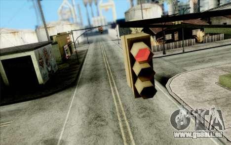 Atmosphere realistic autumn v1.0 für GTA San Andreas her Screenshot