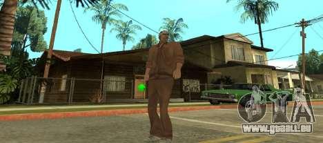 Haut Kelly von GTA Vice City-Beta für GTA San Andreas dritten Screenshot