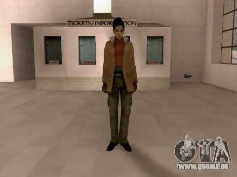 La Cosa Nostra HD Pack für GTA San Andreas her Screenshot