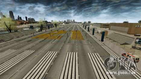 Euro Drag Strip pour GTA 4 secondes d'écran
