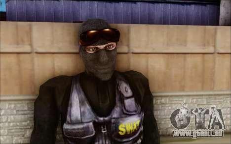 SWAT von Postal 2 für GTA San Andreas zweiten Screenshot