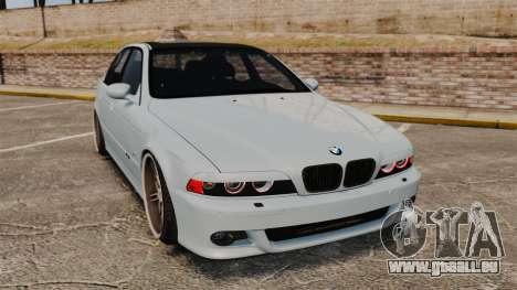 BMW M5 E39 2003 pour GTA 4