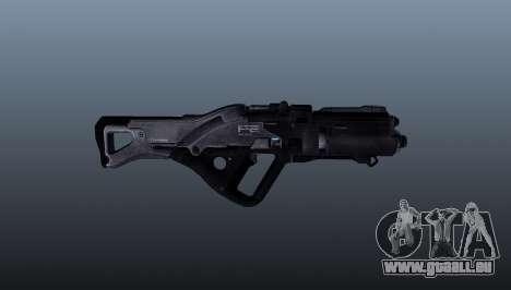 M-37 Falcon pour GTA 4 troisième écran