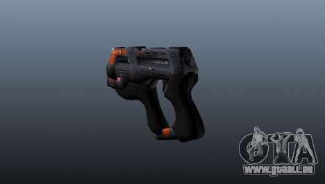 Pistolet M6 Carnifex pour GTA 4 secondes d'écran