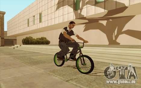 BMX pour GTA San Andreas