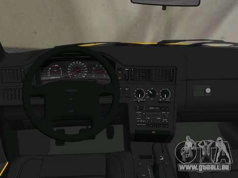 Volvo 850 R Estate für GTA Vice City obere Ansicht