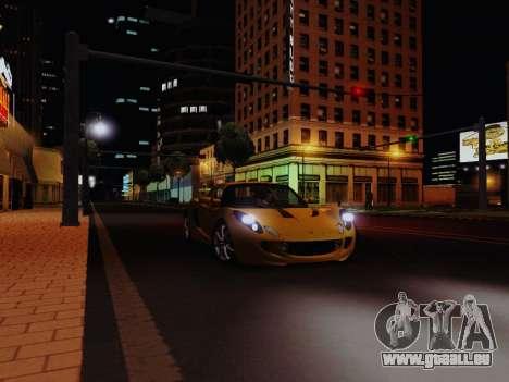 SA_RaptorX v1. 0 für schwache PC für GTA San Andreas dritten Screenshot