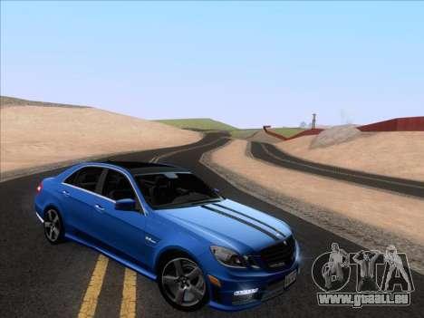 Mercedes-Benz E63 AMG 2011 Special Edition pour GTA San Andreas