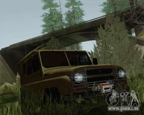 UAZ 31512 für GTA San Andreas rechten Ansicht