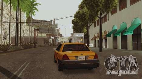 ENB ensoleillé pour les PC de faible ou moyenne pour GTA San Andreas troisième écran