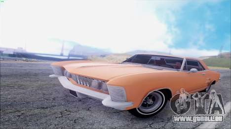 Buick Riviera 1963 pour GTA San Andreas