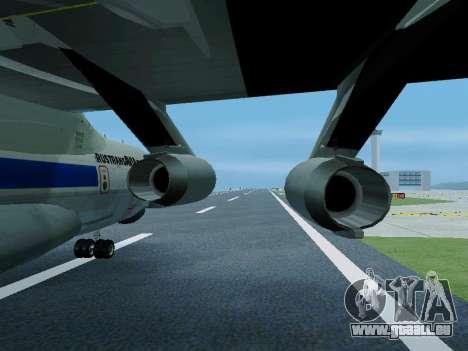 Il-76td v1. 0 für GTA San Andreas rechten Ansicht