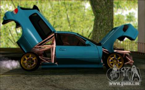Honda Civic EG6 Tube Frame für GTA San Andreas rechten Ansicht