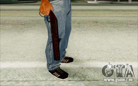 Fusil de chasse halim-12 pour GTA San Andreas