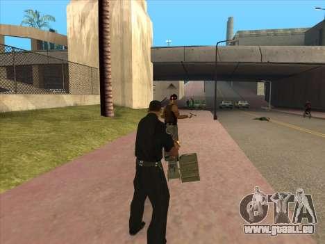 NSVT für GTA San Andreas fünften Screenshot