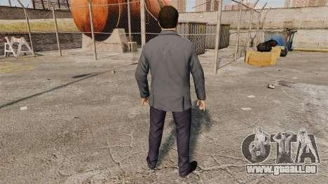 Michael de Santa für GTA 4 Sekunden Bildschirm