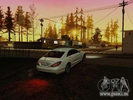 SA_RaptorX v1. 0 für schwache PC für GTA San Andreas sechsten Screenshot