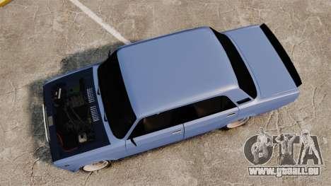 LADA 2107 Time Attack Racer für GTA 4 rechte Ansicht