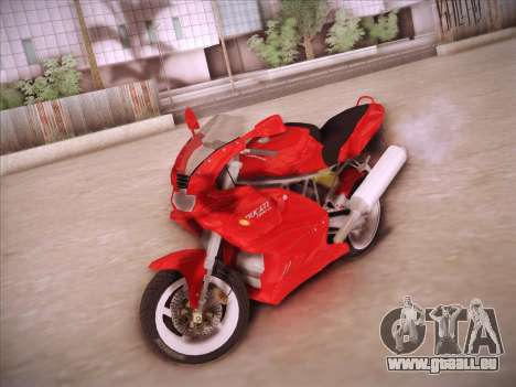 Ducati Supersport 1000 DS für GTA San Andreas