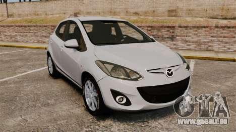 Mazda 2 für GTA 4