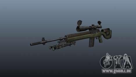 Fusil de sniper OSV-96 pour GTA 4
